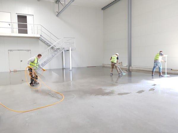 Concrete Flatwork Floor